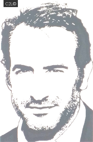 Portrait jean dujardin boutique for Jean dujardin religion