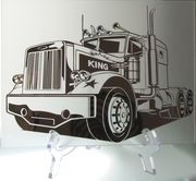 CAMION KING ROUTIER AMERICAIN