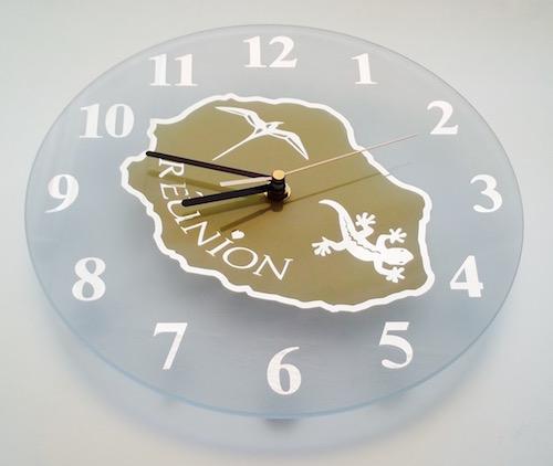 pendule horloge 974 Réunion