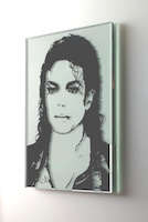michael jackson portrait star